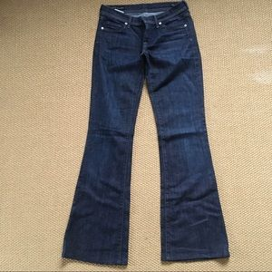 Citizens of humanity dark blue jeans